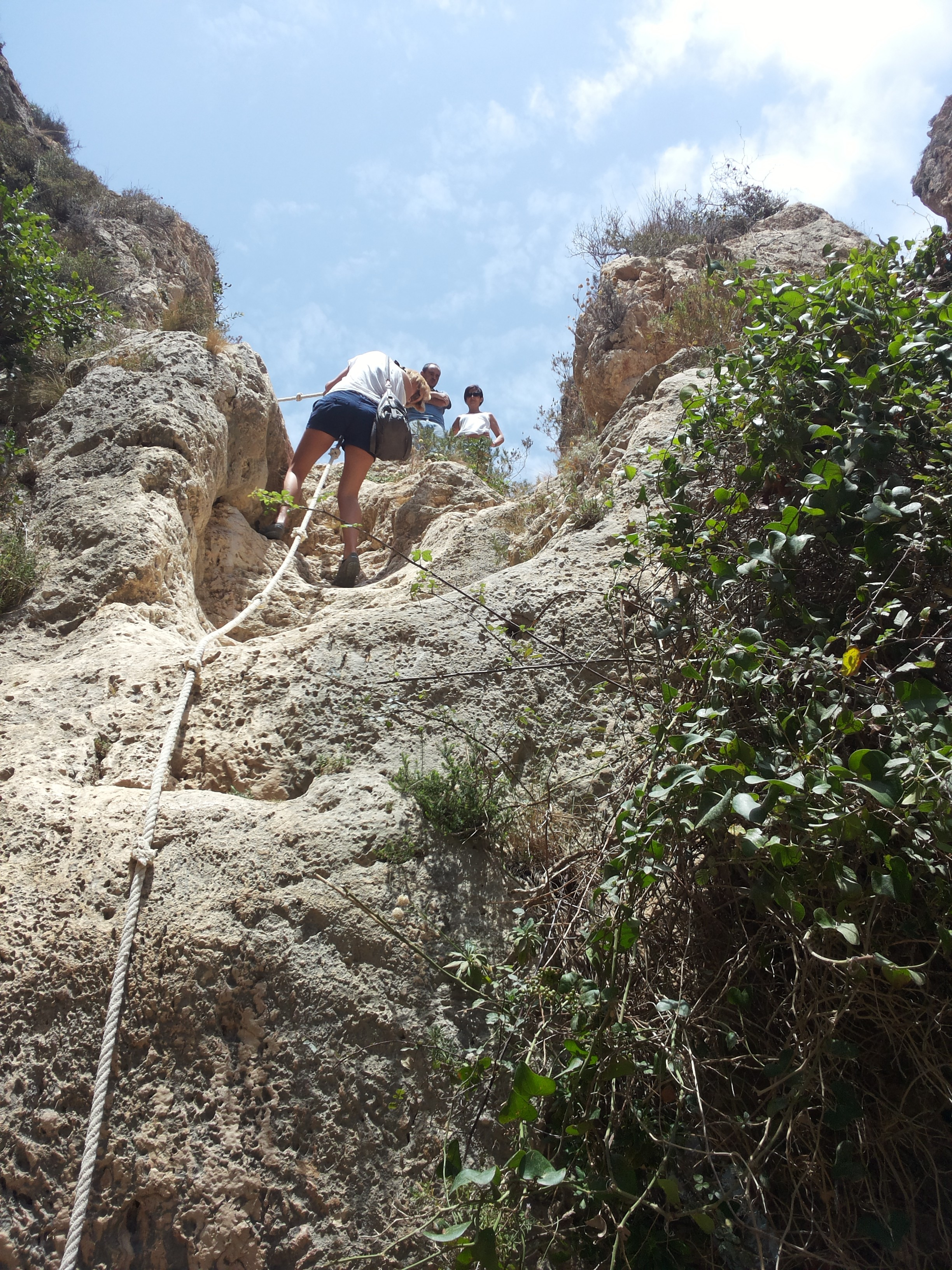 hiking Costa Blanca