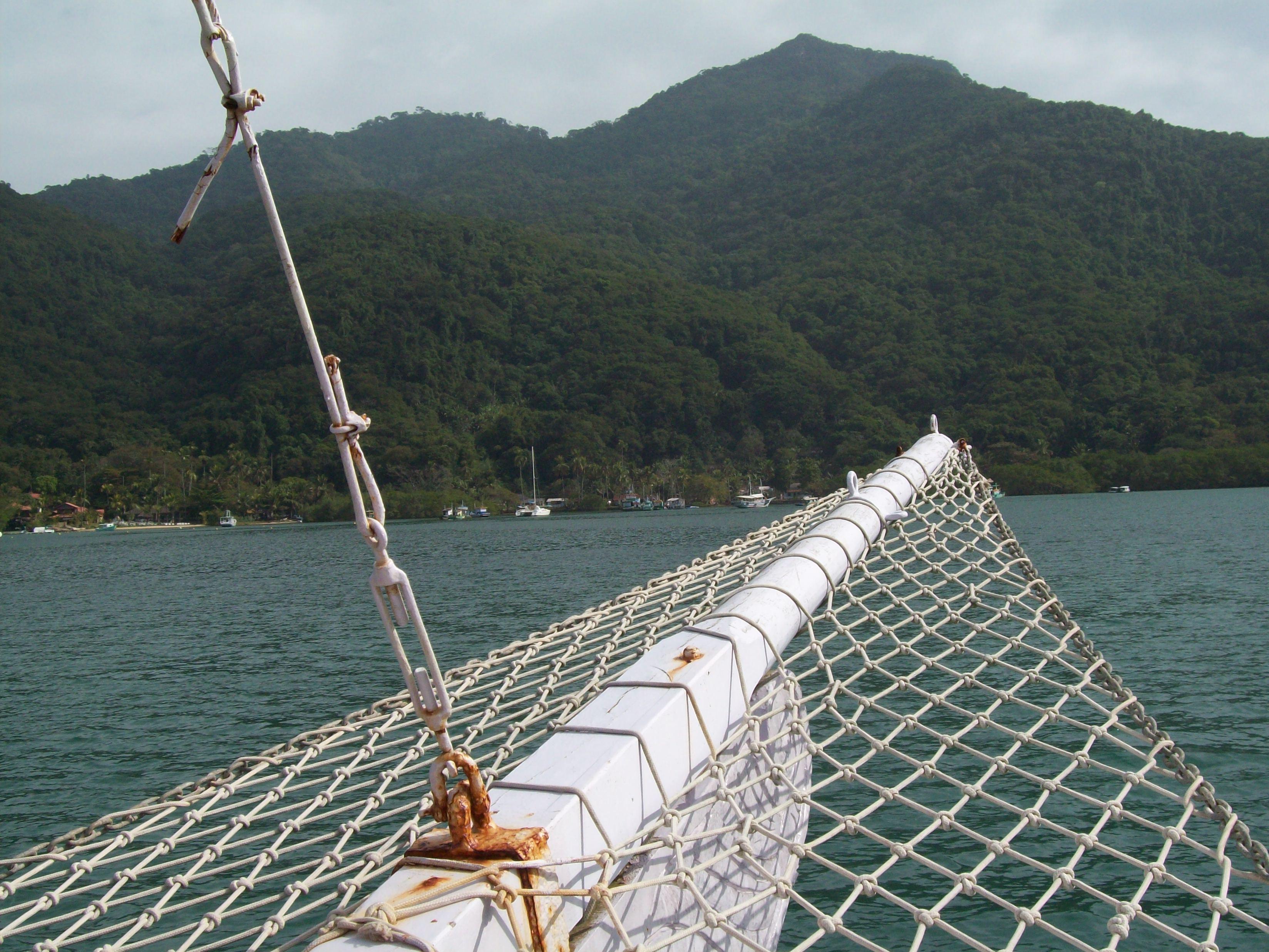 Brazil boat trip - Spend Life Traveling