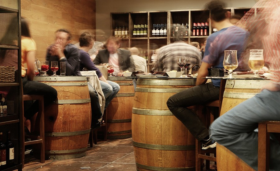Interesting facts about Spain: bars