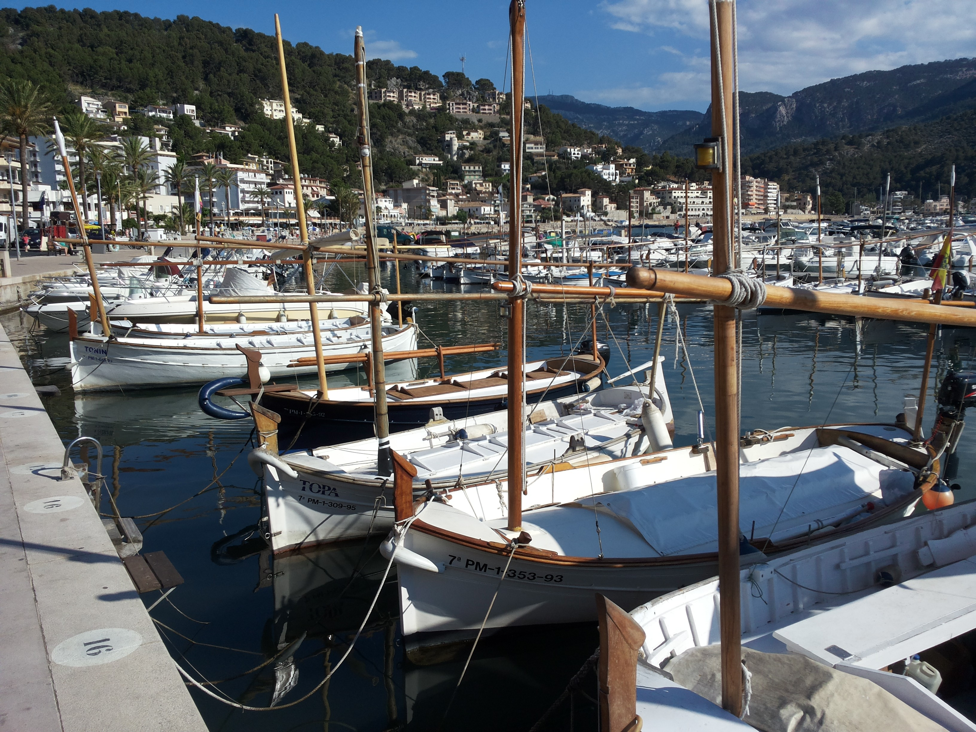 Port of Soller, Mallorca