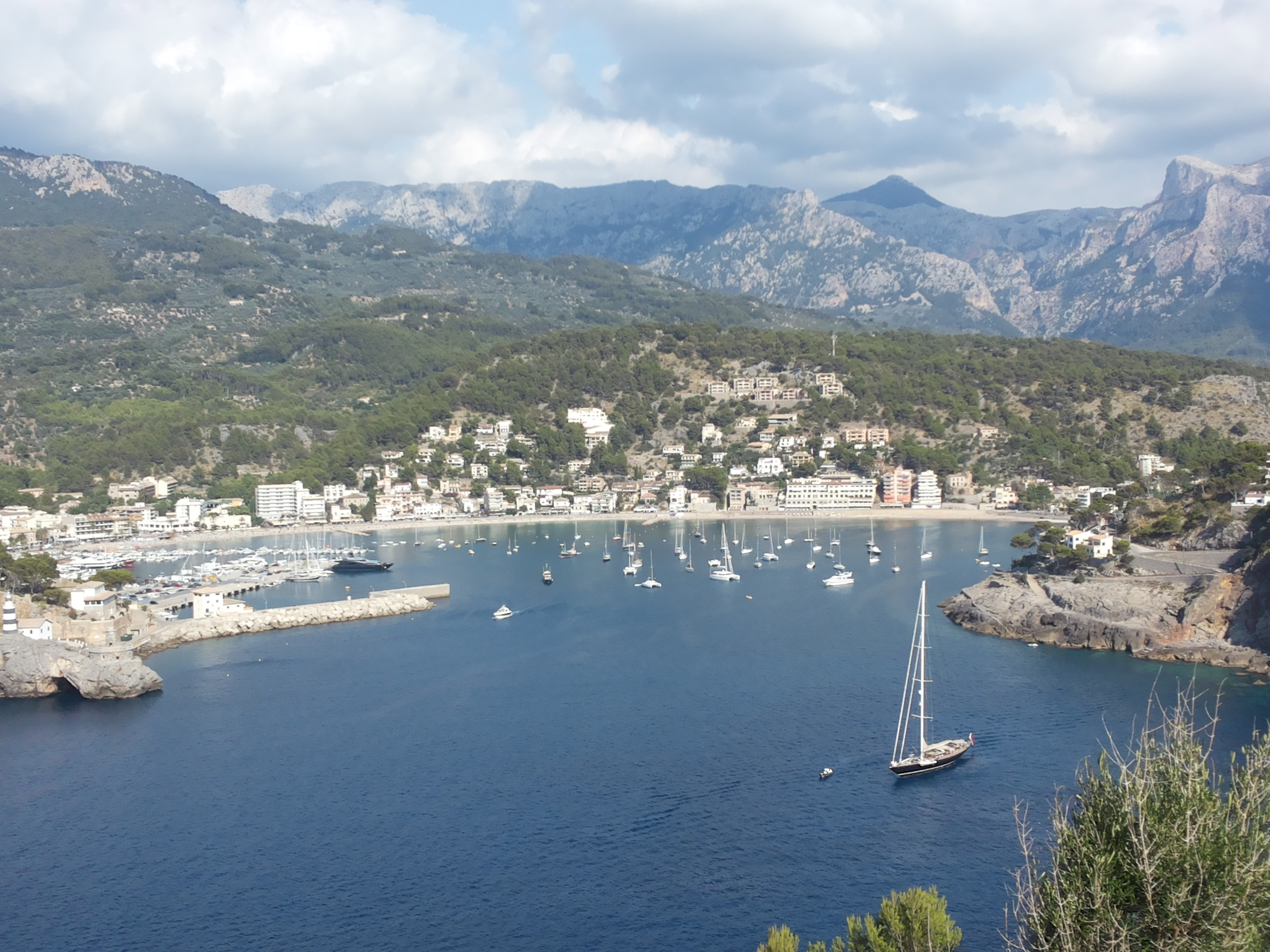 Beautiful Port de Soller, Mallorca