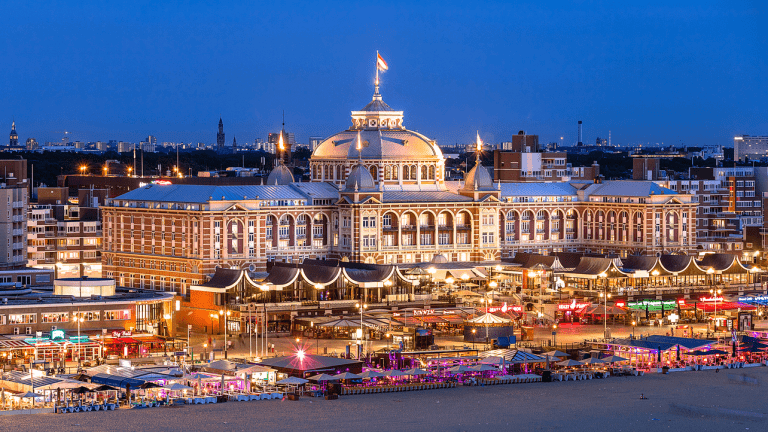 Kurhaus - top hotel in The Hague
