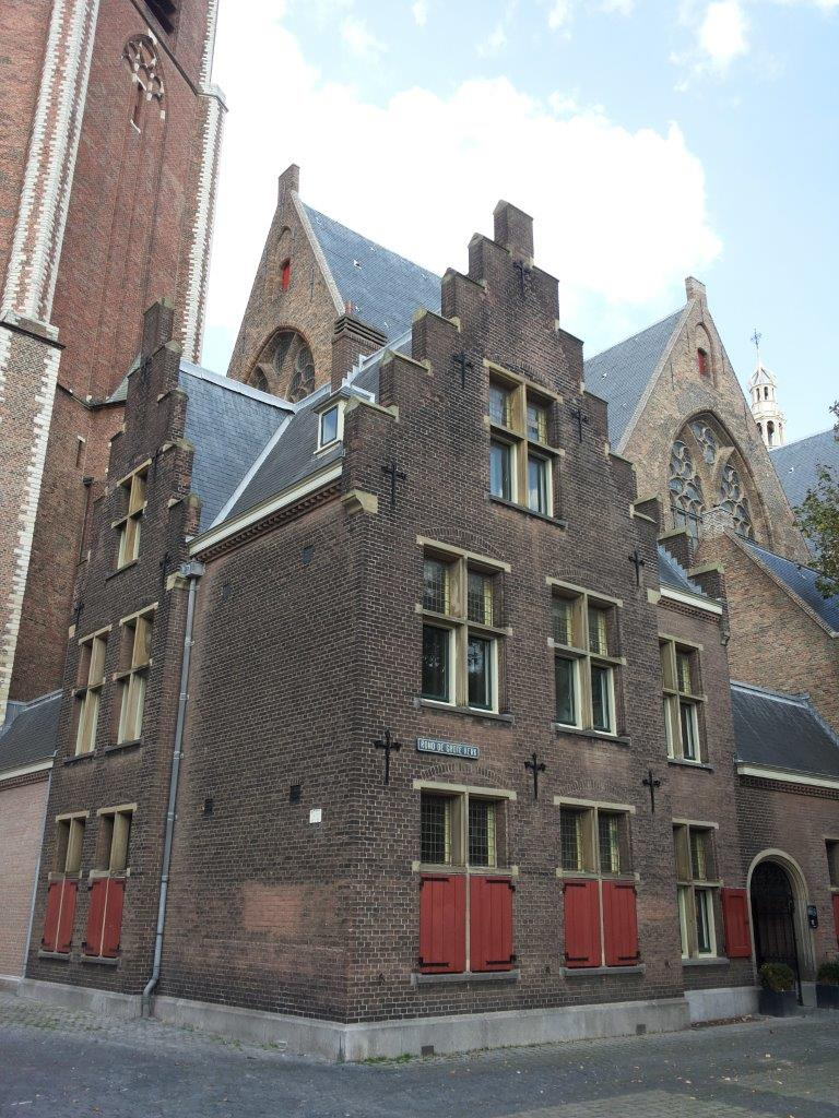Part of the Grote Kerk - things to do in The Hague