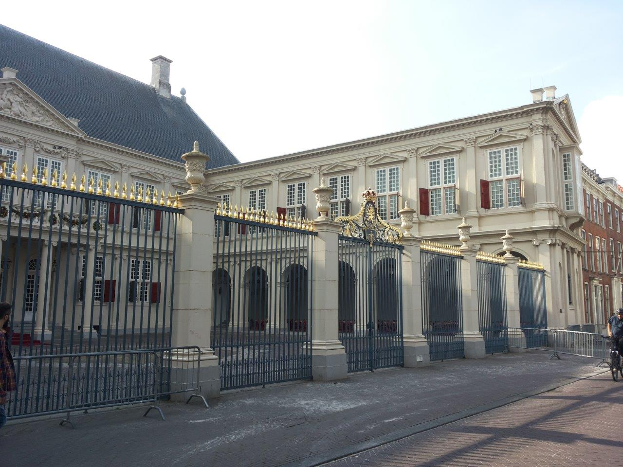 Palace Noordeinde - things to do in The Hague