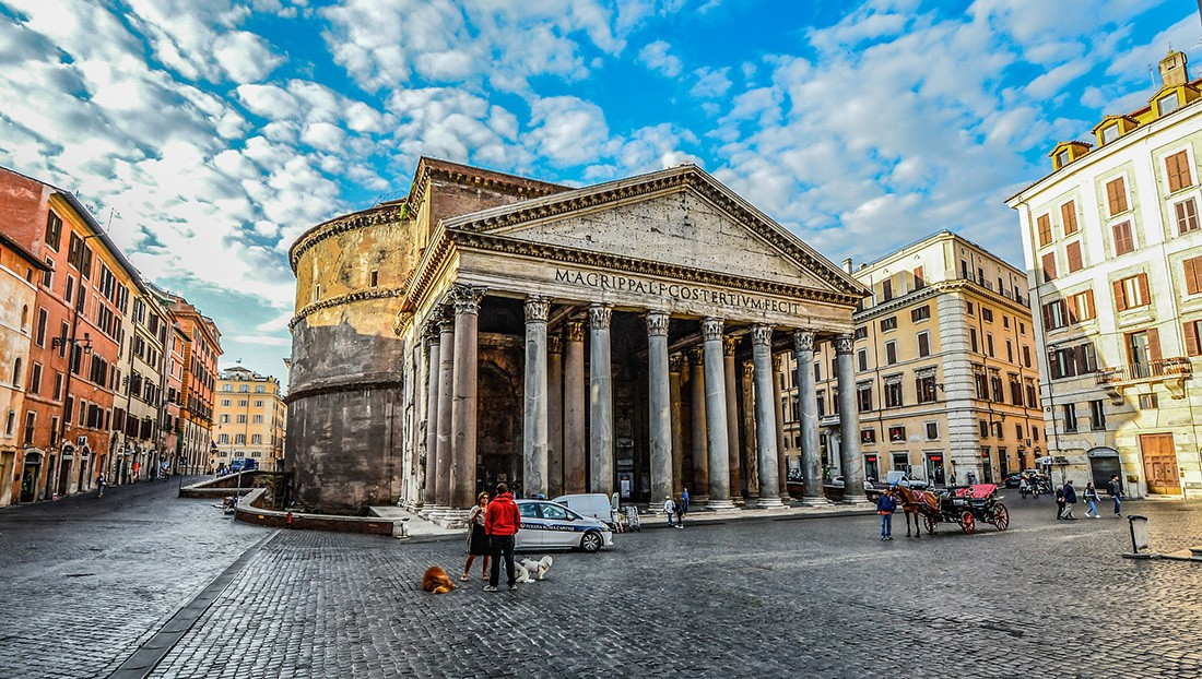 Pantheon, Rome - must visit