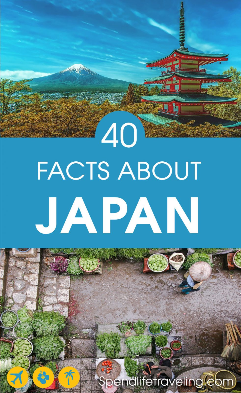 40 Interesting, unique and surprising facts about #Japan. #funfacts