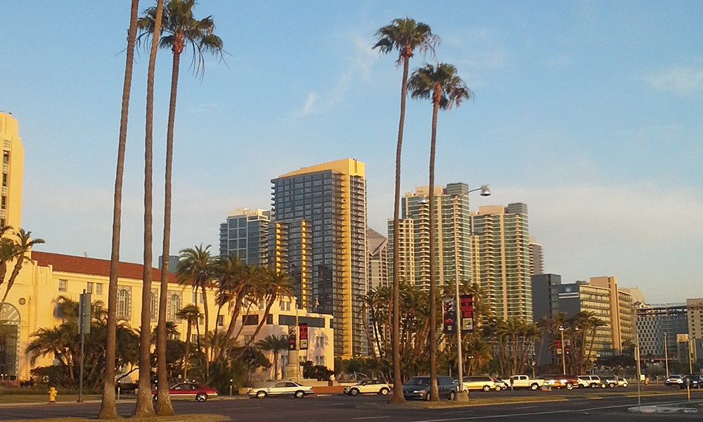 Countries worth visiting: USA - San Diego, California