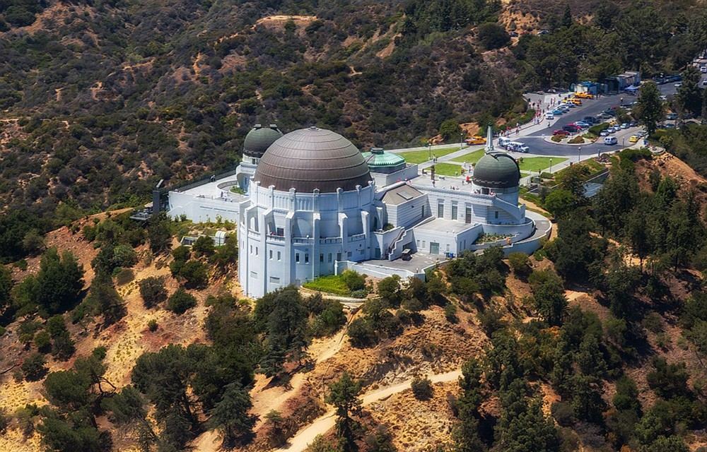 things to do in LAin 2 days: Griffith observatory