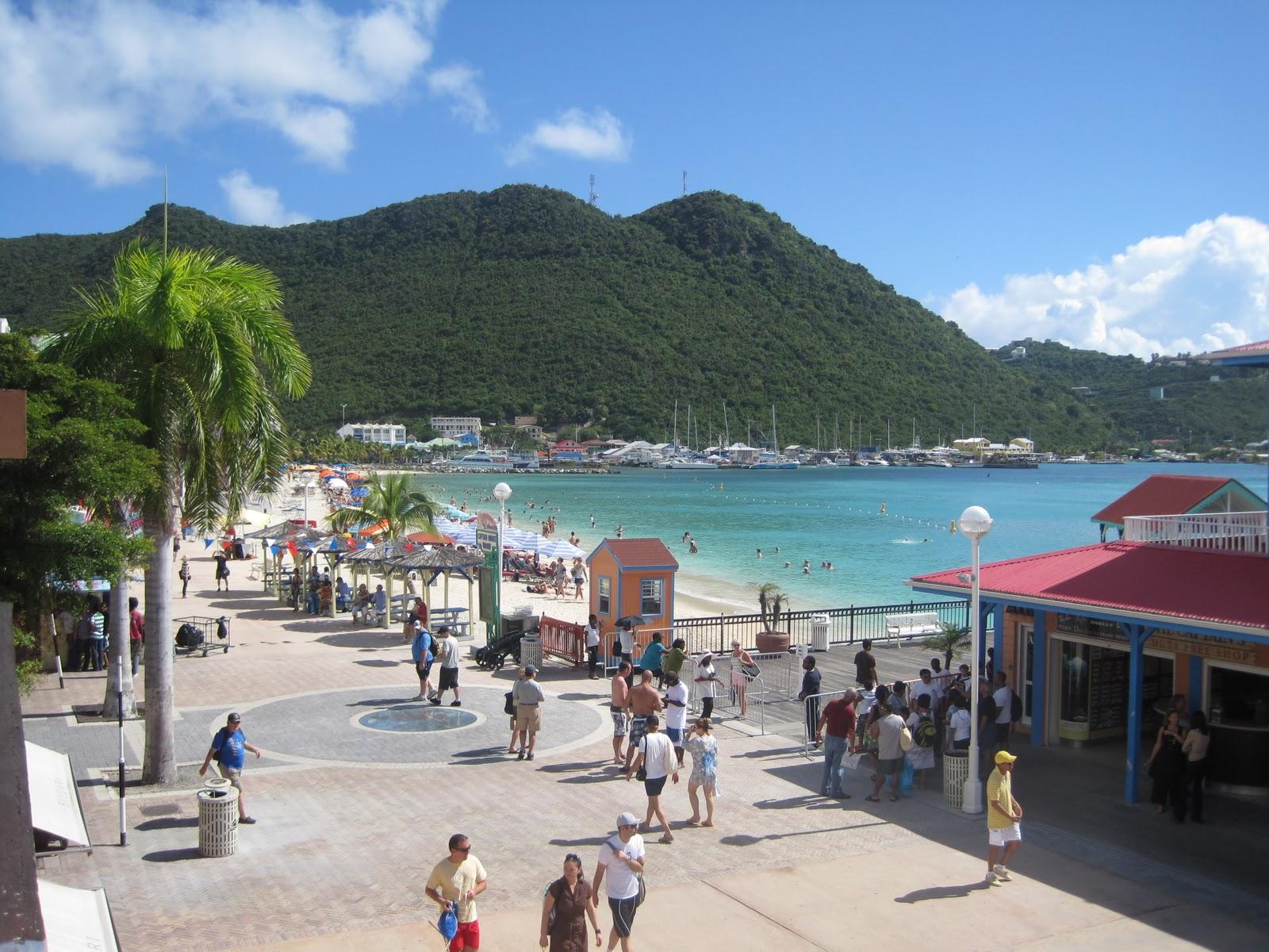 St Maarten Boardwalk - Things to do in St Maarten