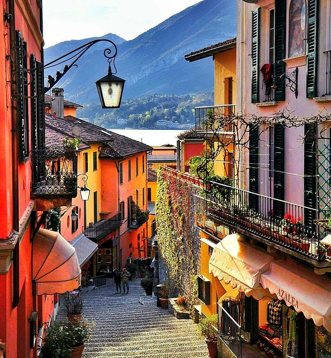 Where should I travel next: Bellagio, Lake Como, Italy