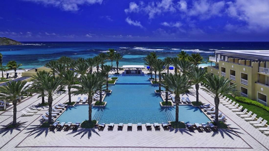 Westin Dawn Beach Resort St Maarten - where to stay in St Maarten