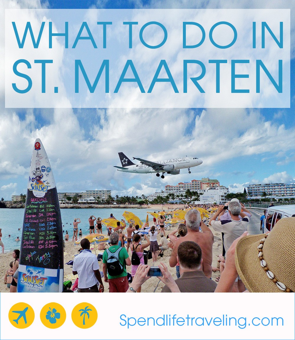 Best things to do on the caribbean island of St Maarten / St Martin. Whether you are visiting St Maarten on a cruise or booking a vacation to this caribbean island, check out these top things not to miss. After living in St Maarten twice, it is still one of my favorite destinations in the world! #stmaarten #stmartin #caribbeantravel