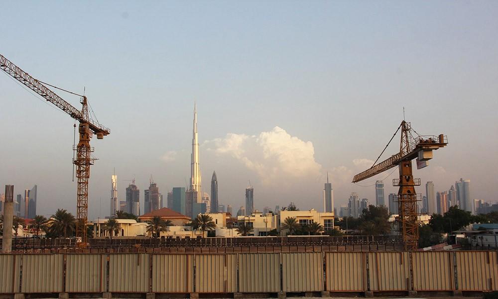 Dubai fact: construction