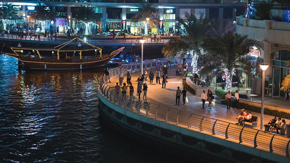 Fun facts about Dubai: Dubai population