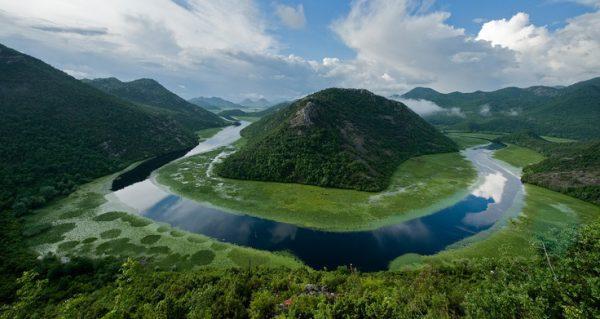 Where to go in Montenegro: Lake Skadar