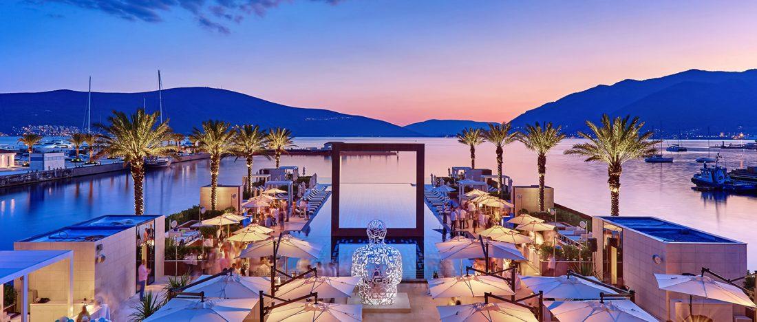 Places to visit around the Bay of Kotor - Porto Montenegro, Tivat