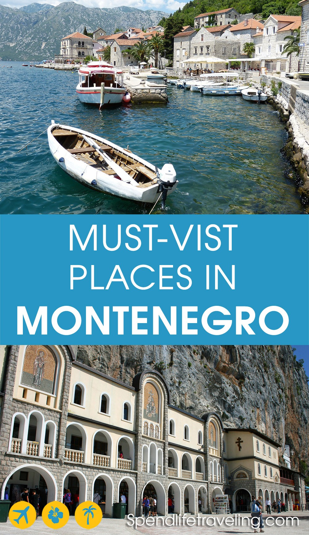 Wondering why you should visit #Montenegro and where to go in Montenegro? Check out this article! #Balkan #travelBalkan