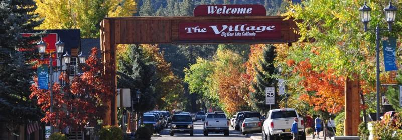 Things to do in Big Bear Lake - visit The Village