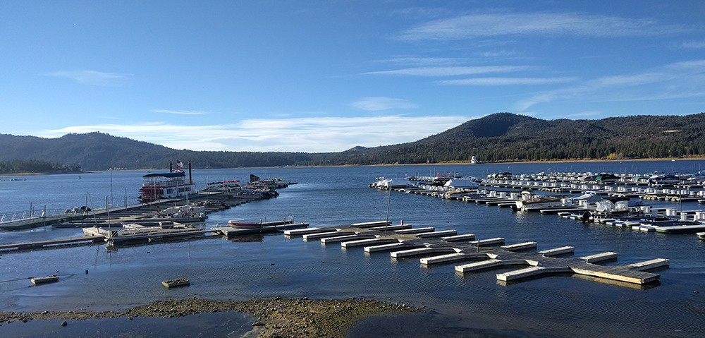 Things to do in Big Bear - water sports