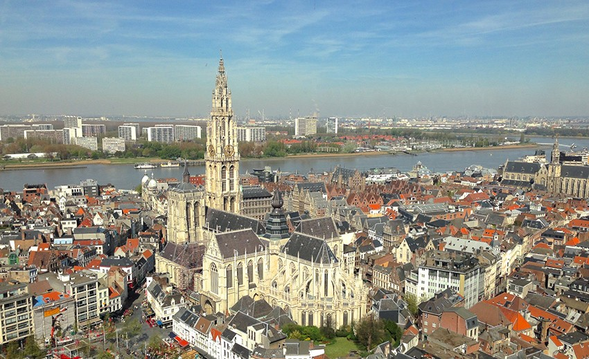 countries worth visiting: Belgium