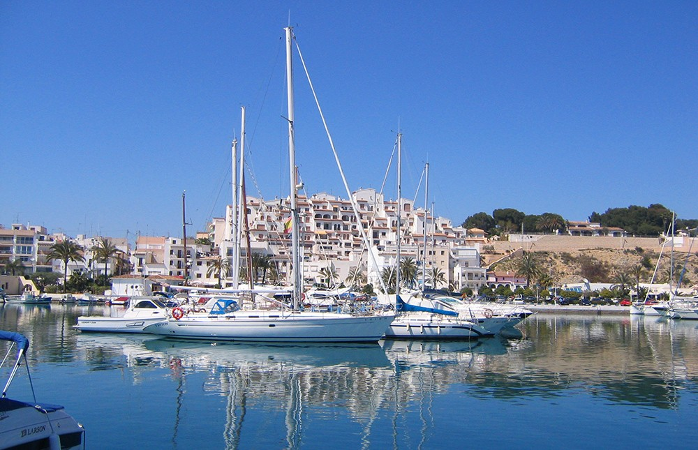 where to stay in Moraira - hotels in Moraira