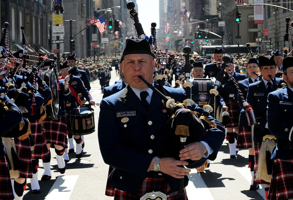 New York on a budget: parades in New York City