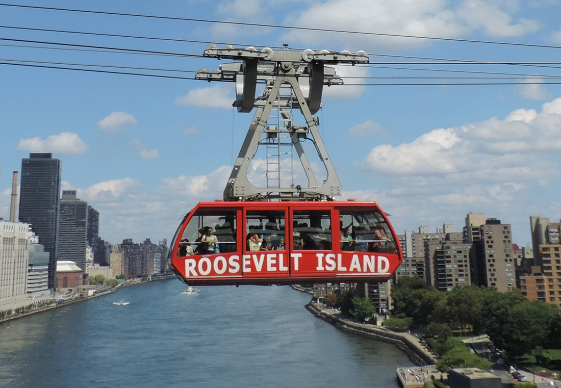new york insider tips: take the aerial tramway