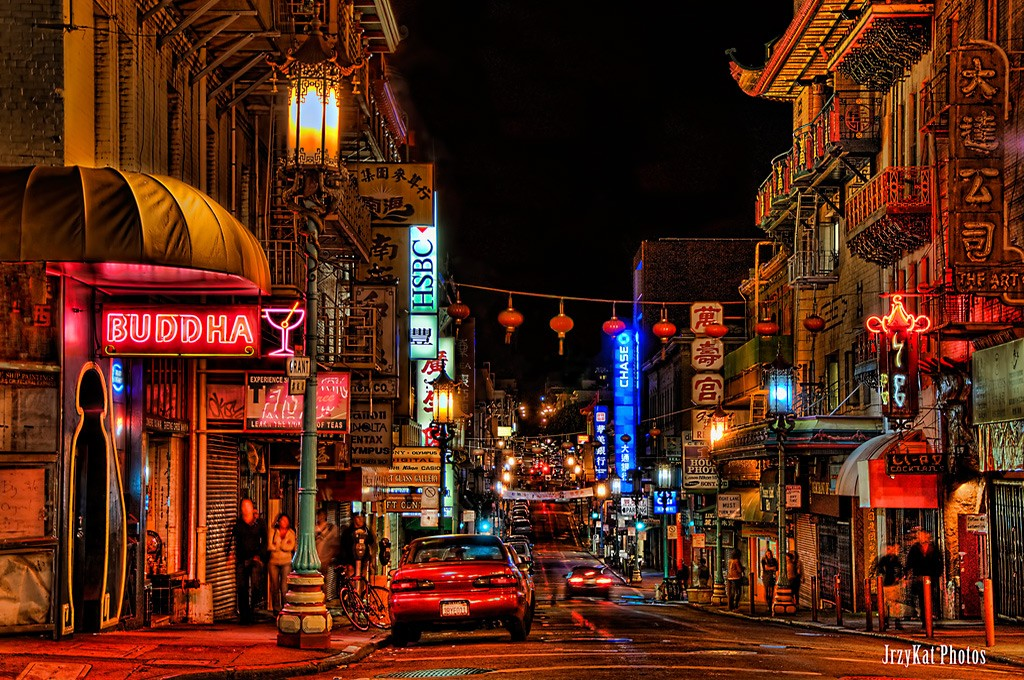 San Francisco, CA must visit: Chinatown