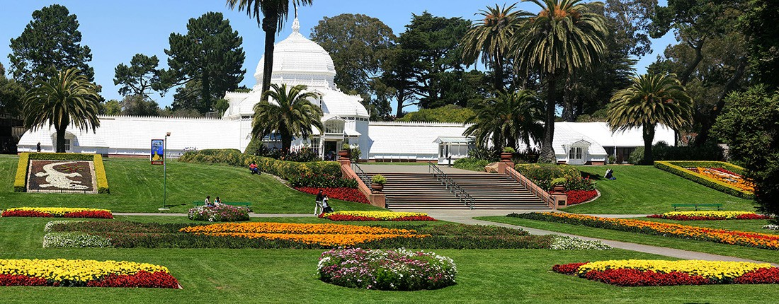 San Francisco must visit: Golden Gate Park