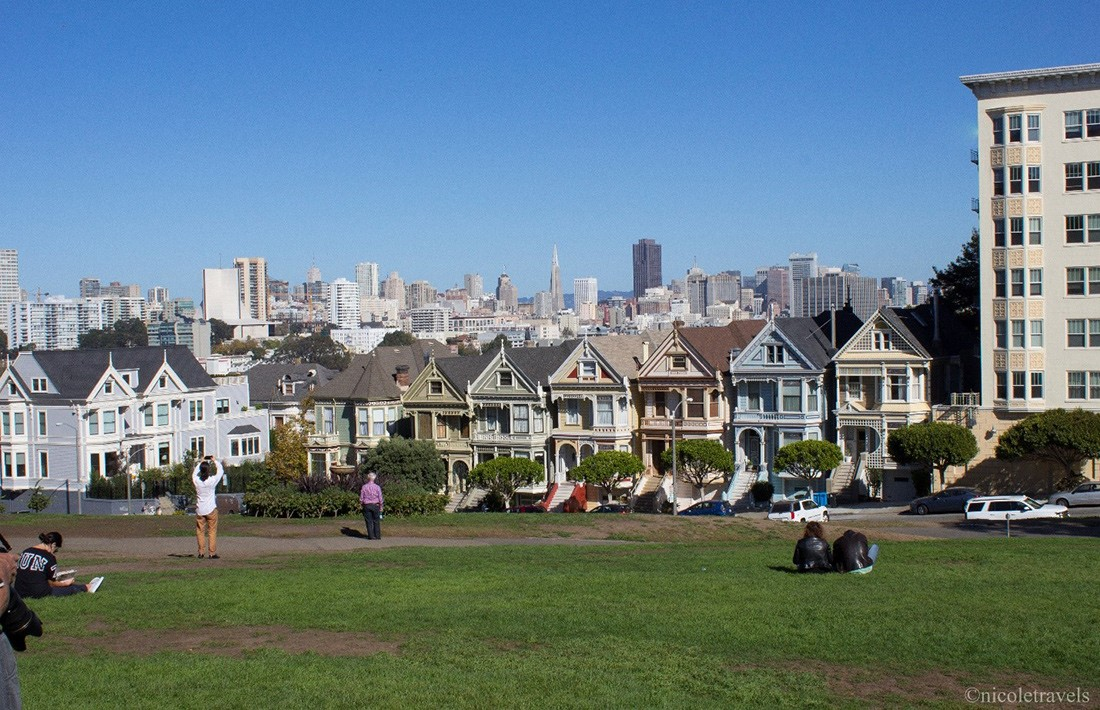 must see places in San Francisco: Full House house