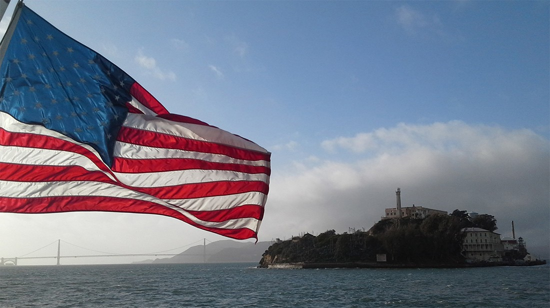 San Francisco must see: Alcatraz