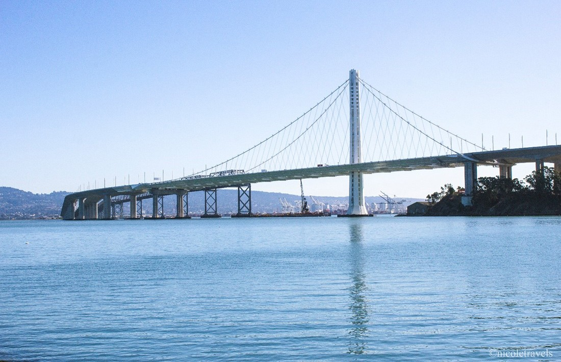 a San Francisco must see: Bay Bridge
