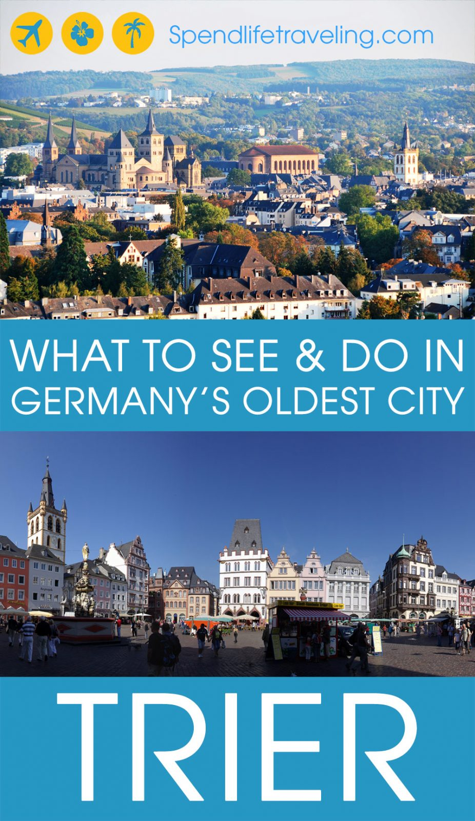 Trier is a beautiful city for anyone who loves history, culture, architecture or just a nice city break. Check out what to do in Trier in this practical city guide with map.