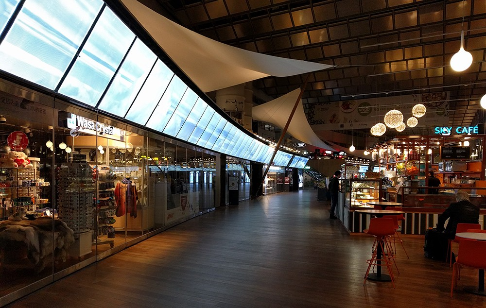 what to do in Stockholm airport: shop, dine and relax