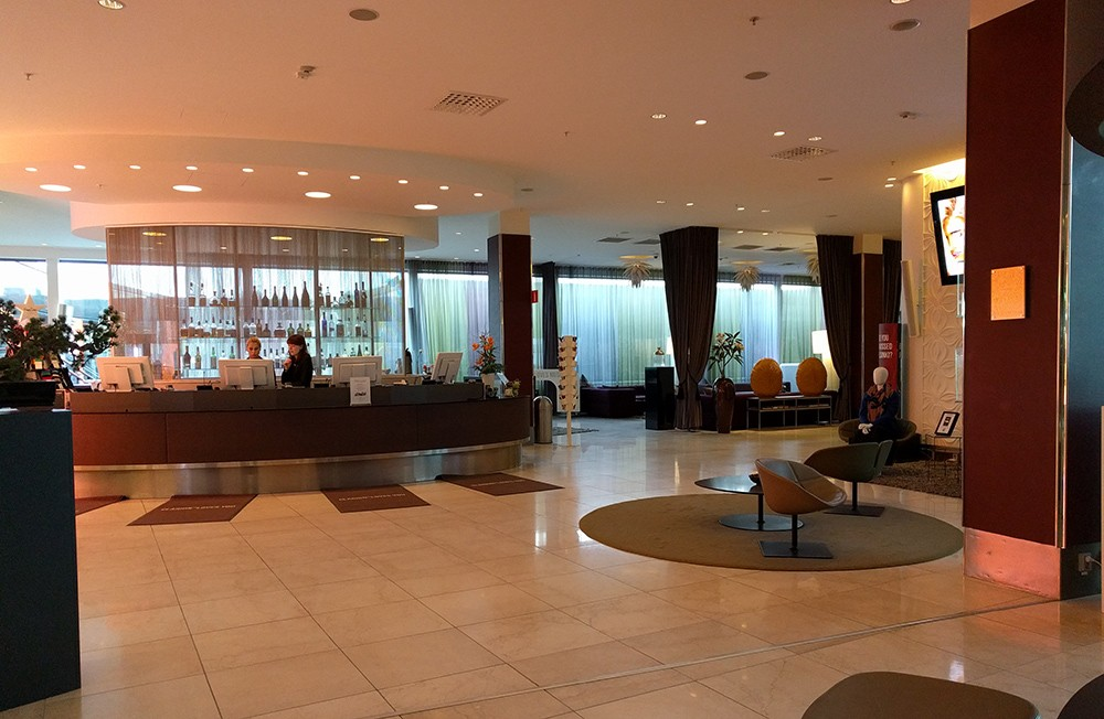 Stockholm layover: stay at a hotel inside Arlanda Airport