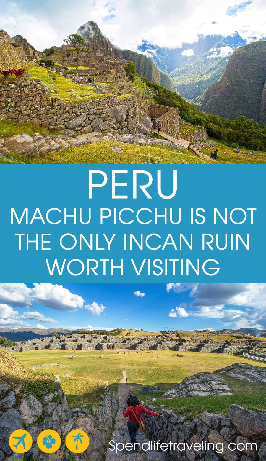 5 Must See Ruins in the Sacred Valley of Peru. Yes, Machu Picchu is incredible and a must-visit. But did you know this area offers several other impressive Incan ruins?