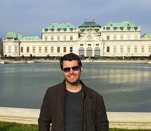 Mike, an expat in Vienna
