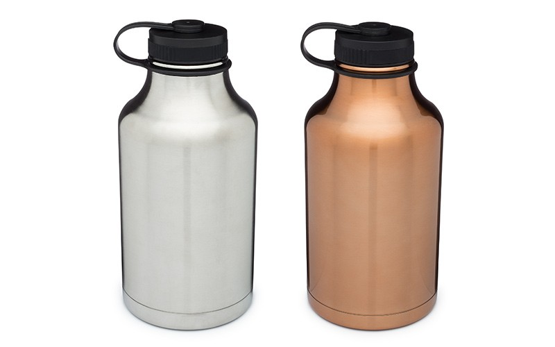 best travel accessories: a growler