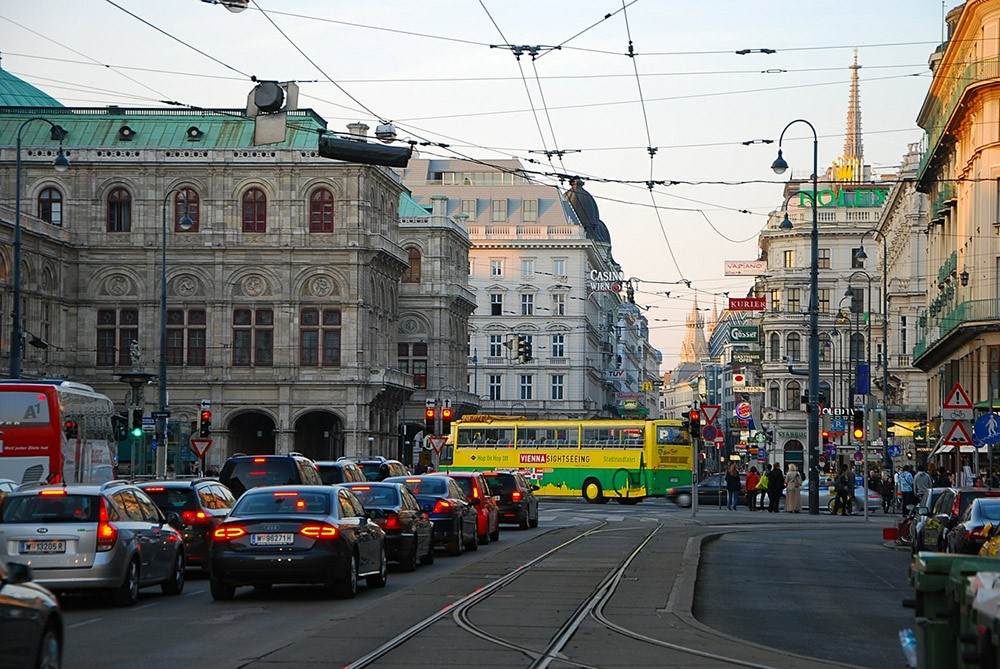 life in Vienna