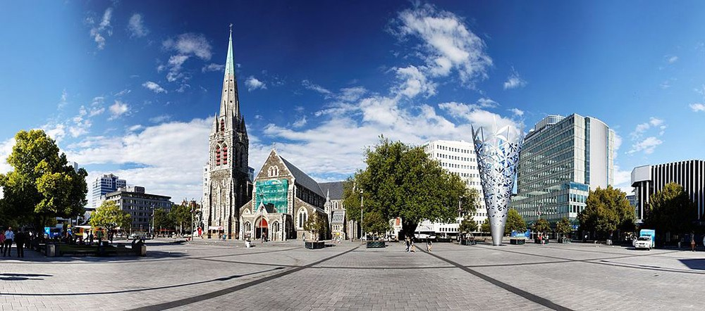 moving to and living in Christchurch, New Zealand