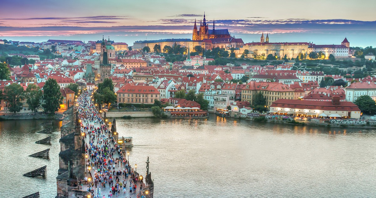 expat life in Prague, Czech Republic