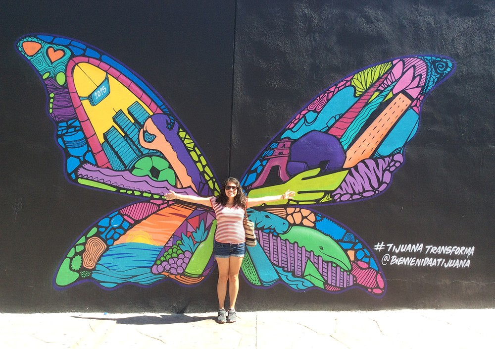 Visiting Tijuana