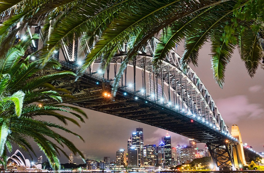 Vivid Sydney festival - one of the things not to miss in Sydney