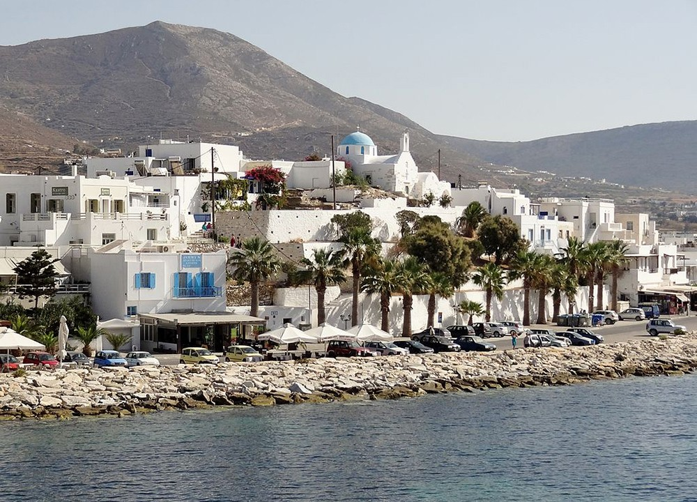 Paros, one of the hidden greek island gems