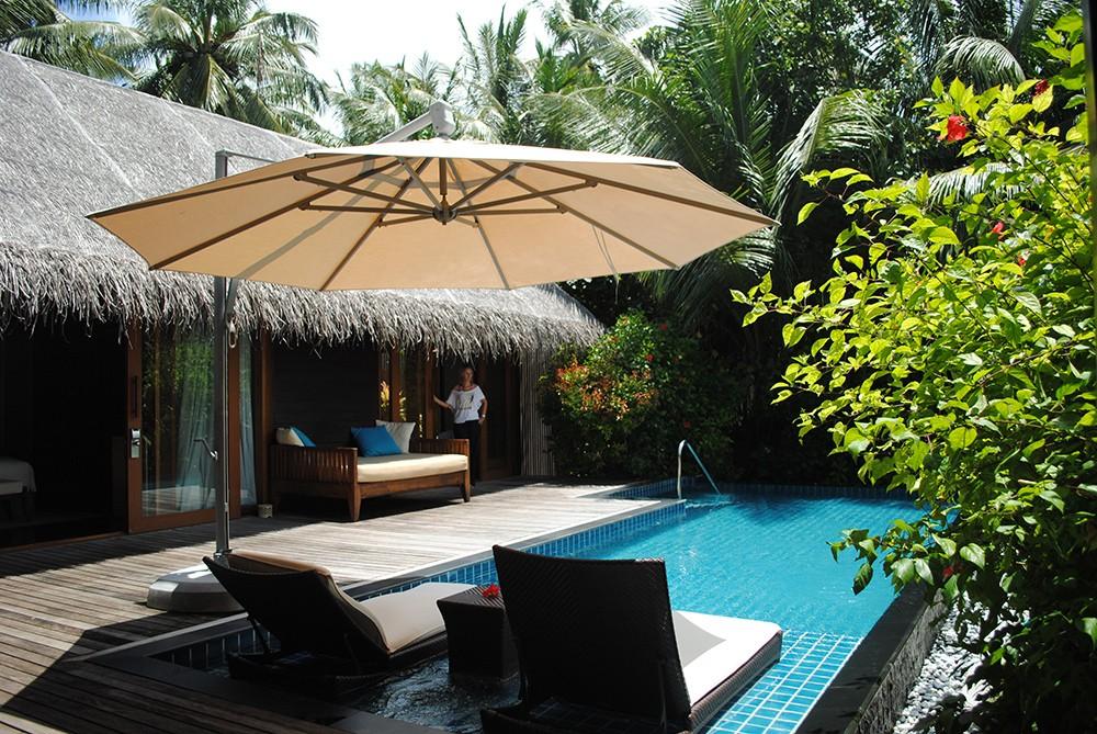 Maldives resorts: Shangri-La's Villingili resort & spa