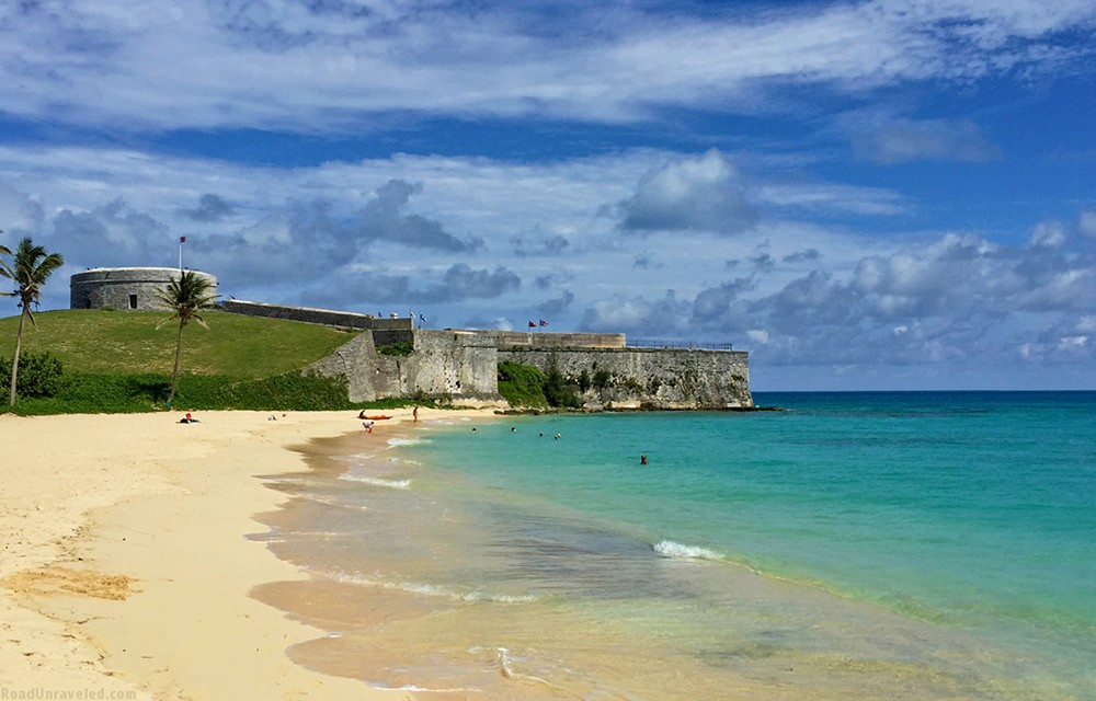 Best beaches in the world: St. Catherine's Beach in Bermuda