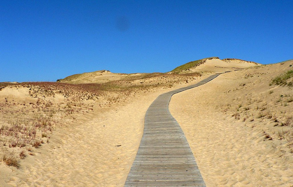 best beaches in the world: Curonian Spit