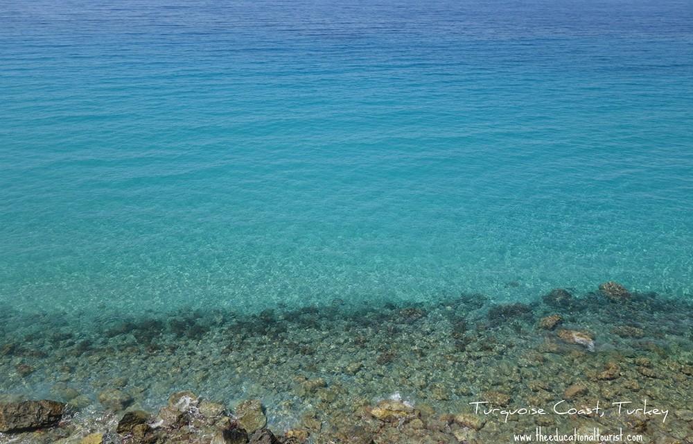 most beautiful beaches in the world: Kusadasi, Turkey