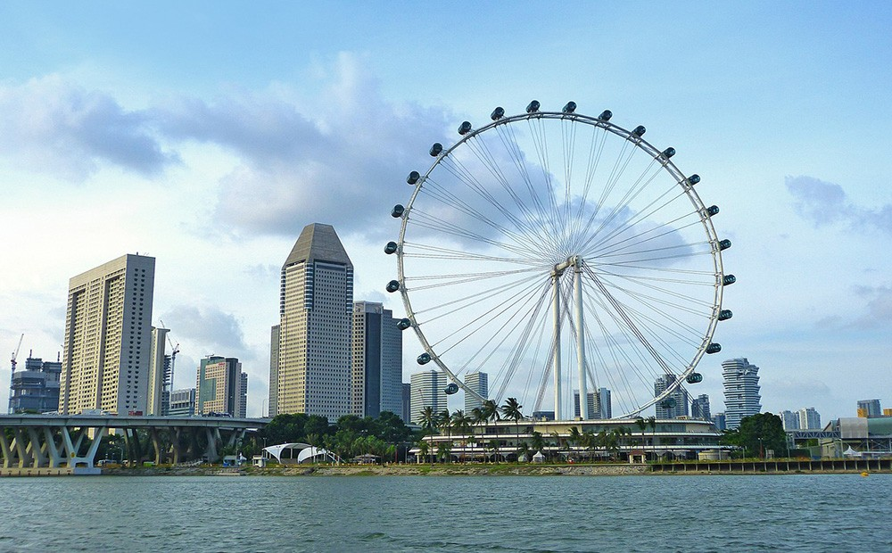 Things to see in Singapore: Singapore Flyer