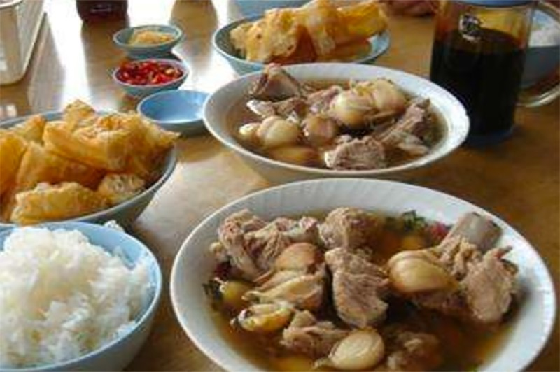 Food to try in Singapore: Bak Kut Teh